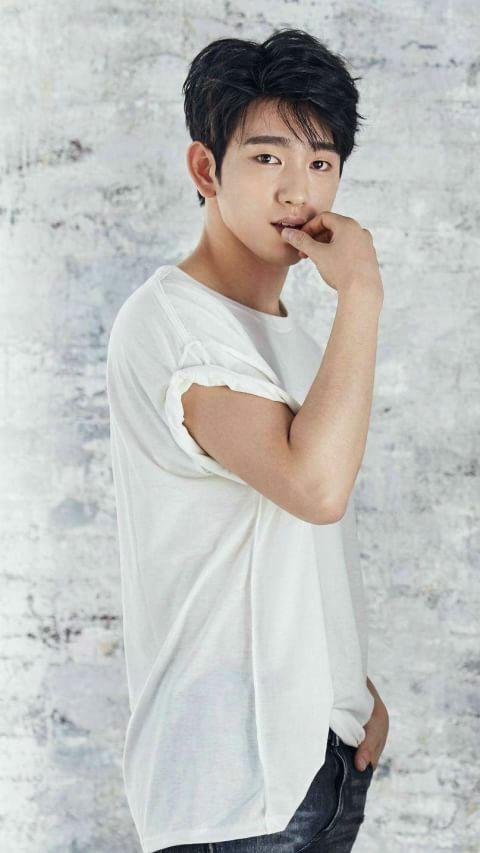 Jinyoung wallpaper | GOT7 | Pinterest | Got7, Wallpaper ...