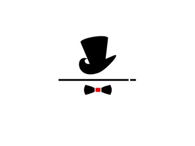 Logo Gentleman Glamour Logo Stylish Logo Gentleman Logo