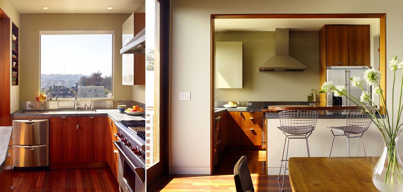 Rhode Island Street Residence - Schwartz and Architecture ...