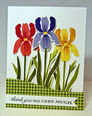Flower Favorites: PTI, Cards-by-the-Sea