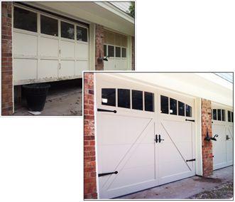 Houston Garage Door Repair And Installation: Overhead Garage Door, LLC