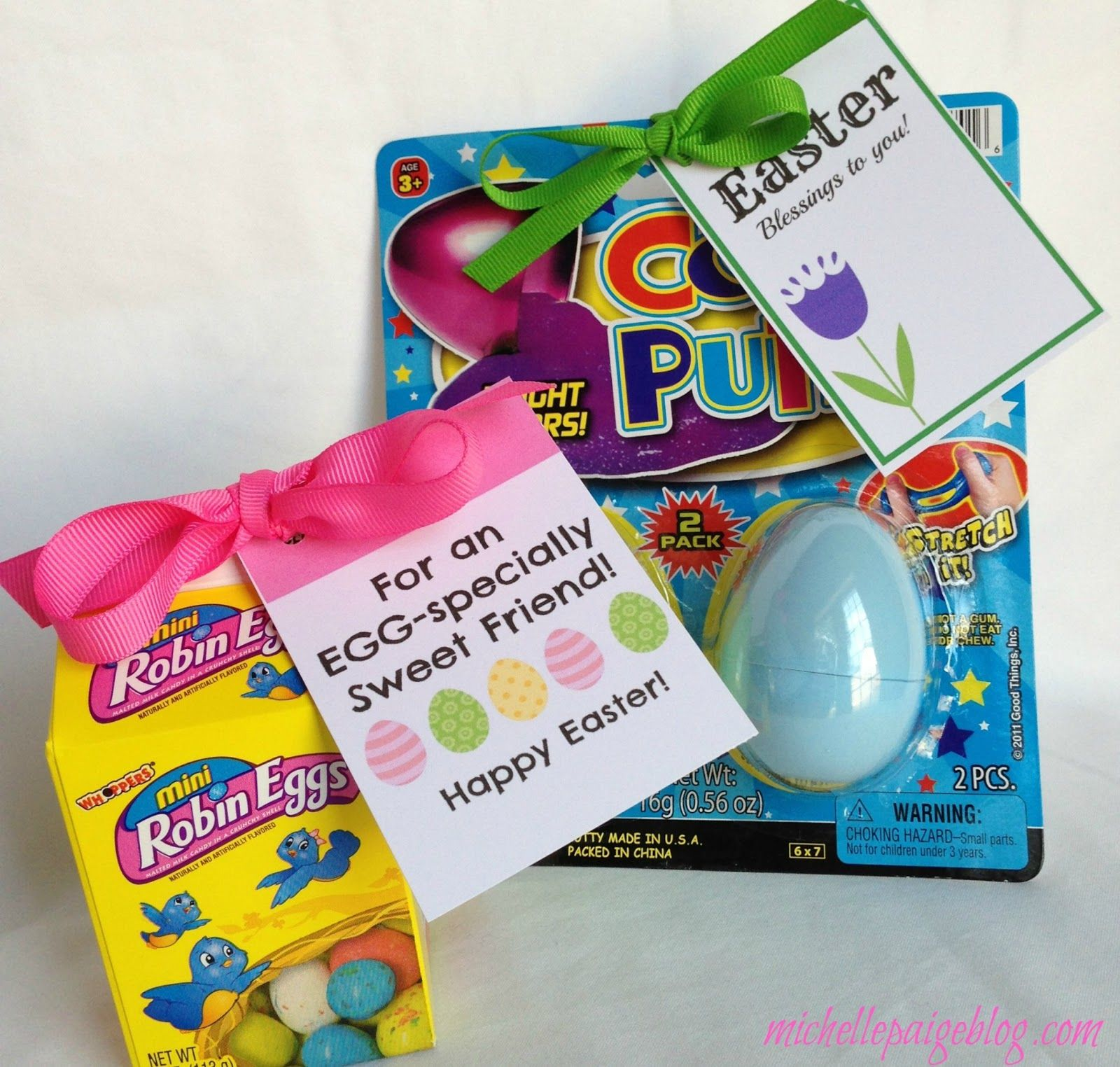 Michelle paige easter favors for teachers friends and family michelle paige easter favors for teachers friends and family pun giftseaster negle