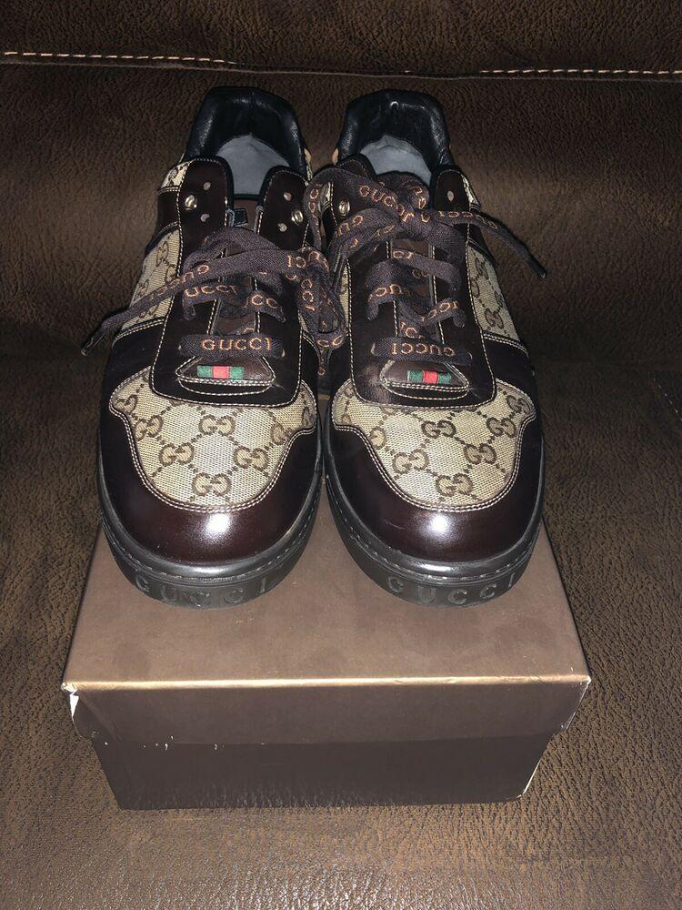 Gucci Shoes Size 11 Worn A Few Times