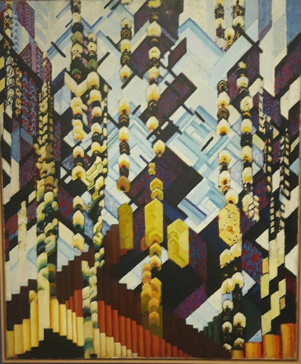 Piani di colore (reminiscenze d'acqua). 1913-1923