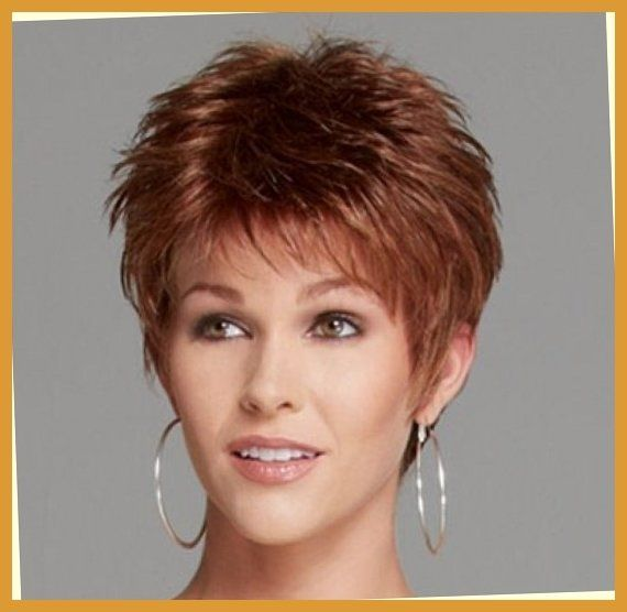 Best Short Spiky Hairstyles For Women Over 50 Picture Best