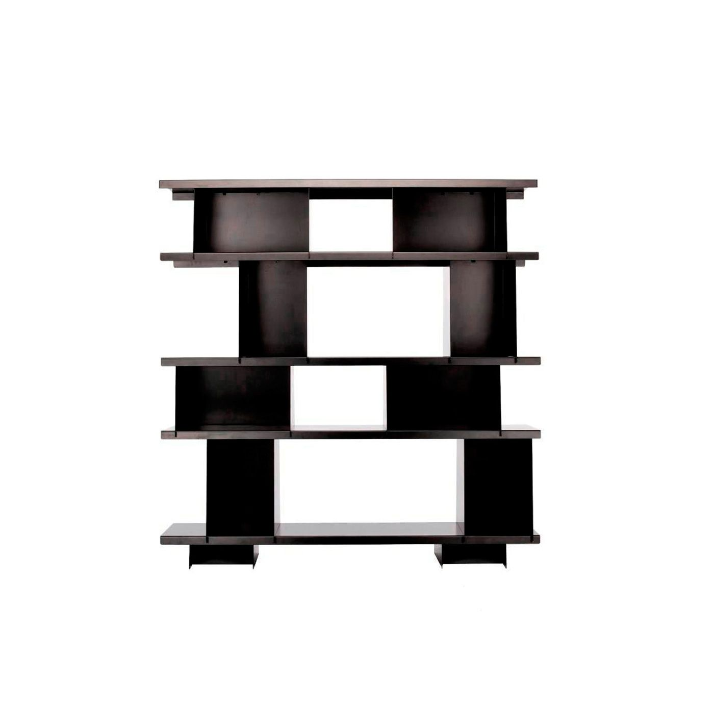 Shilf Version 3 0 Black Modern Shelving Units Modern Shelving
