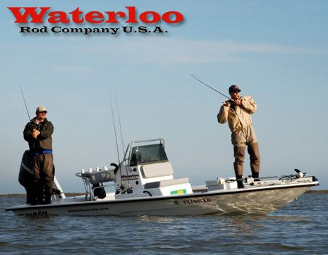 35% off Waterloo #fishing #rods today at www wideopenspaces