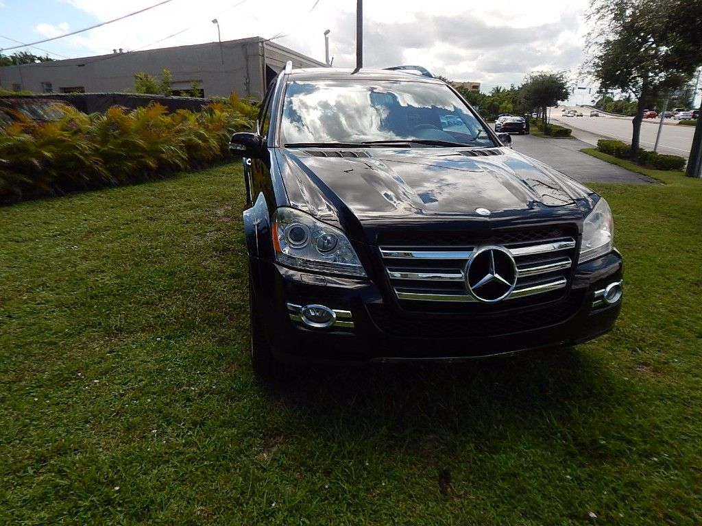 Latest 2008 Mercedes-Benz GL-Class GL550- For Sale