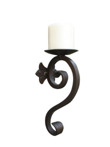 Wall Hanging Candle Holders shoreline best quality decorative iron wall mounted candle holder