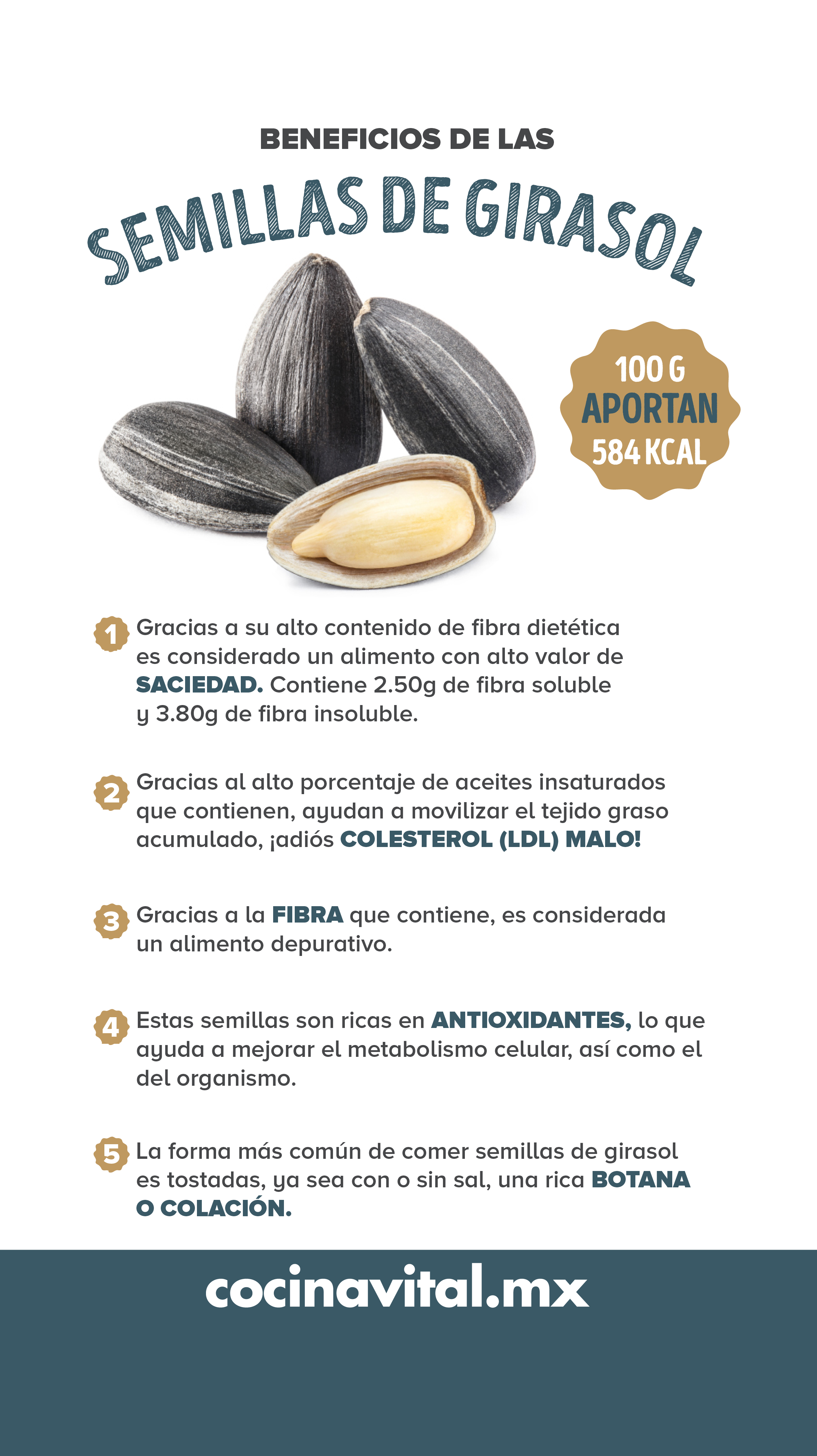 Beneficios De Las Semillas De Girasol Para Bajar De Peso Frutas Y Verduras Beneficios Beneficios De Alimentos Tips Nutricion