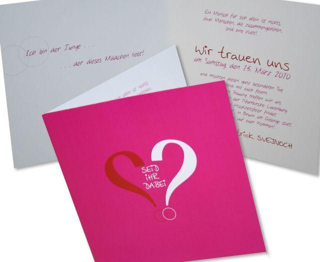 Hochzeitseinladung+-+Rätselhaft+&+geheimnisvoll...