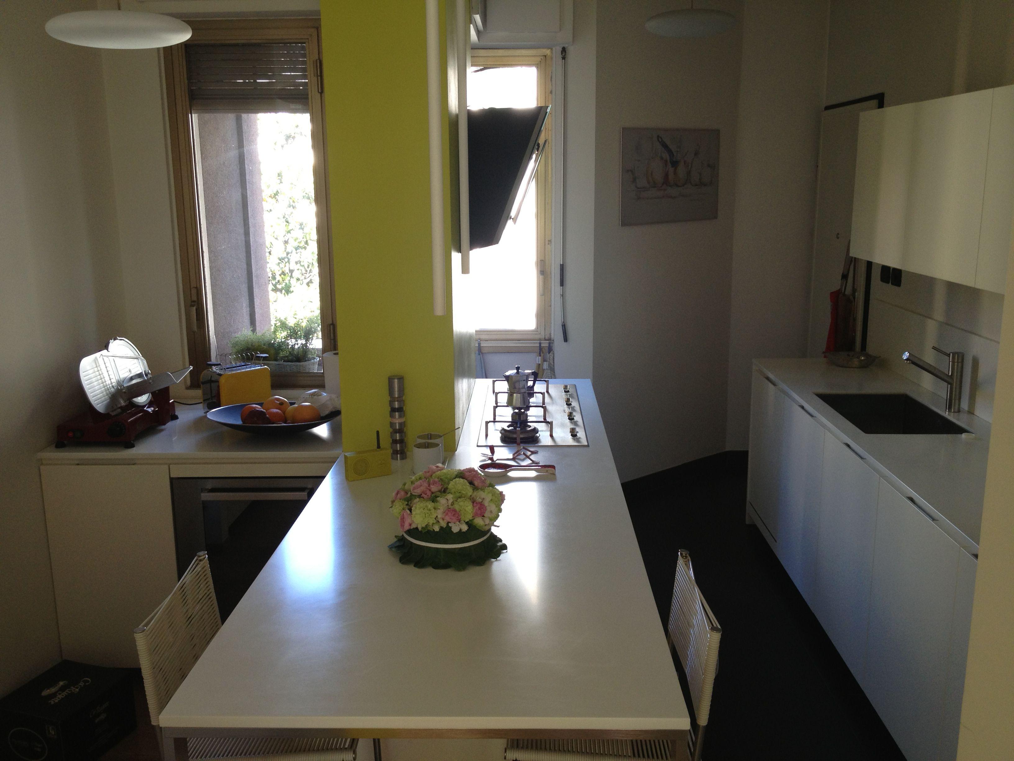 cucina Appartamento Milano (2008) Cucine, Interni e