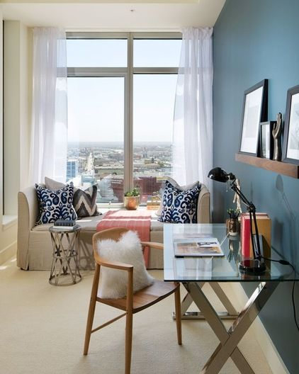 8 Twists On The Guest Room Office Combo Guest Bedroom Home Office Home Office Bedroom Guest Bedroom Office