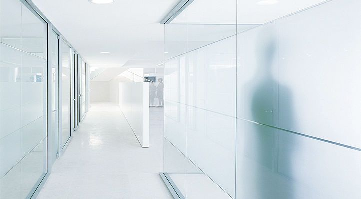 Translucent Glass Wall Google Search Team Wing Entry
