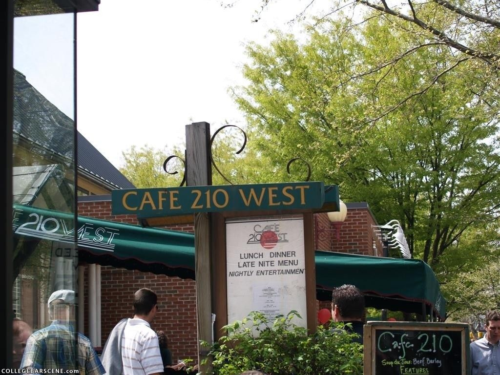 PSU - Cafe 210 West | State college Penn, State college, Alma mater