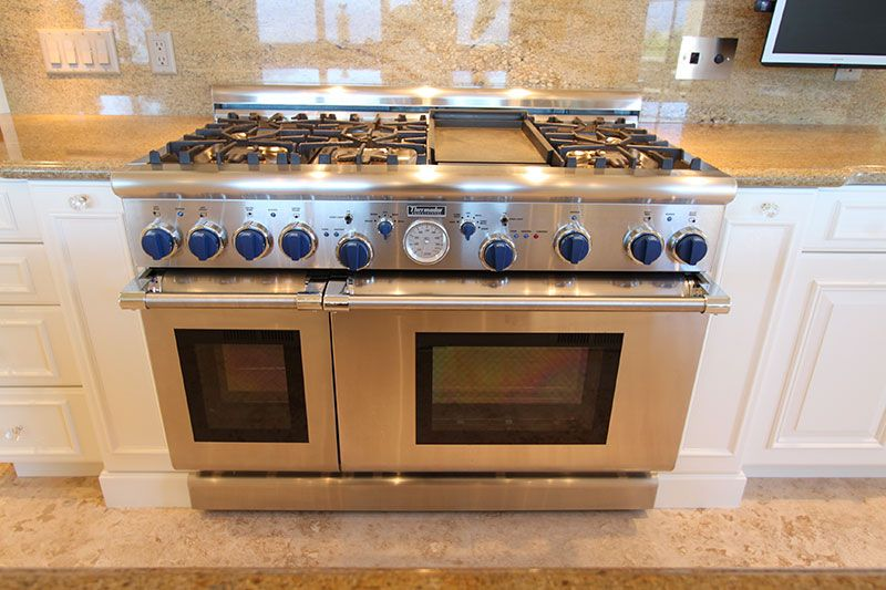 Commercial Stoves | Commercial Range | Luxury Executive Home ...
