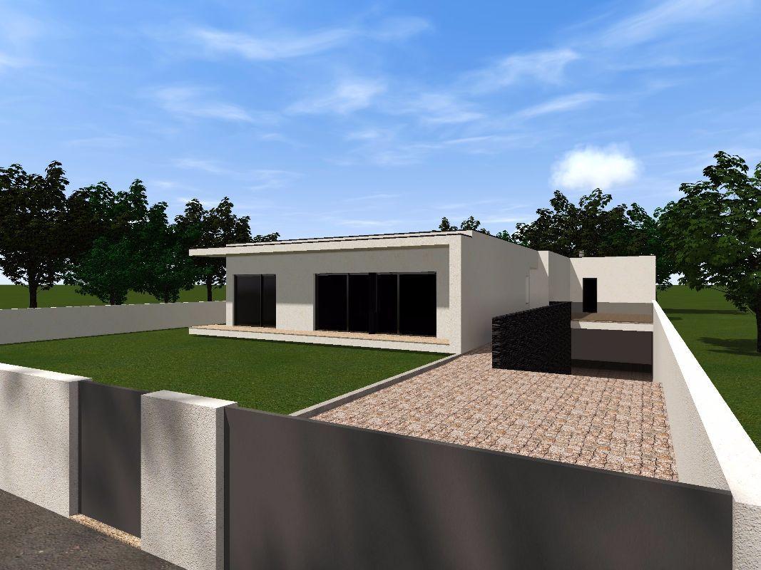 Resultado de imagem para casas modernas terreas for Arquitectura moderna casas