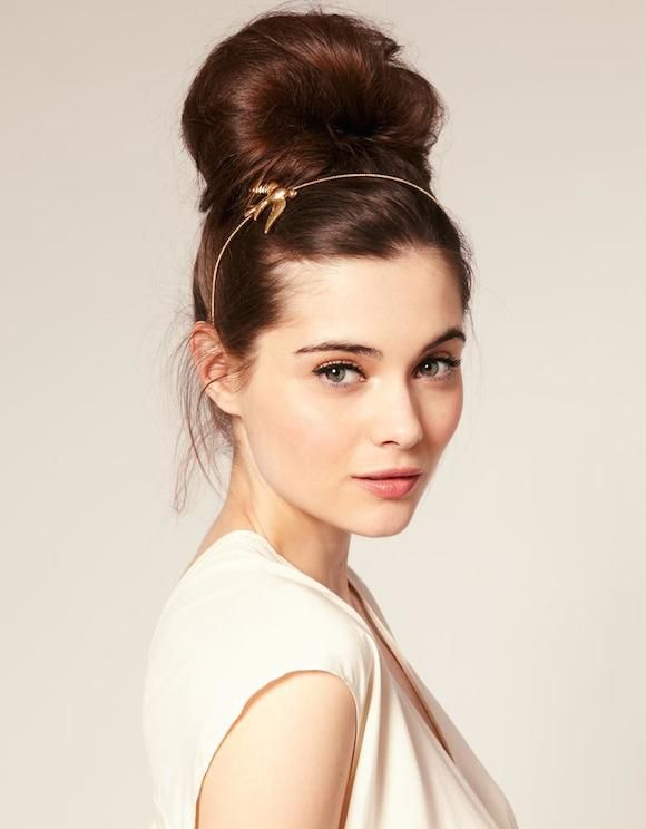 Bun Hairstyles | Easy hair buns, Bun tutorials and Easy hair