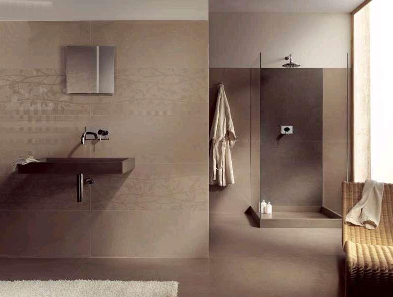 Alternative Fliesen Badezimmer: Badezimmer Alternative