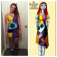 nightmare before christmas halloween costumes - Google Search ...