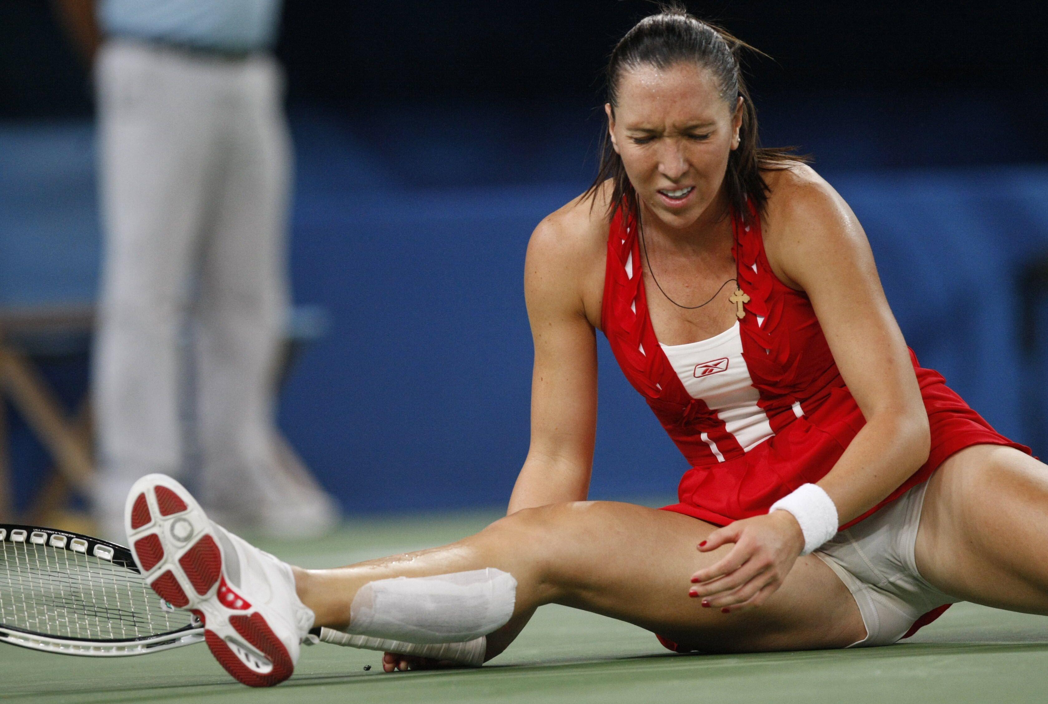 Jelena Jankovic Cameltoe Stunning jelena jankovic celebrity picture gallery   les belles du tennis