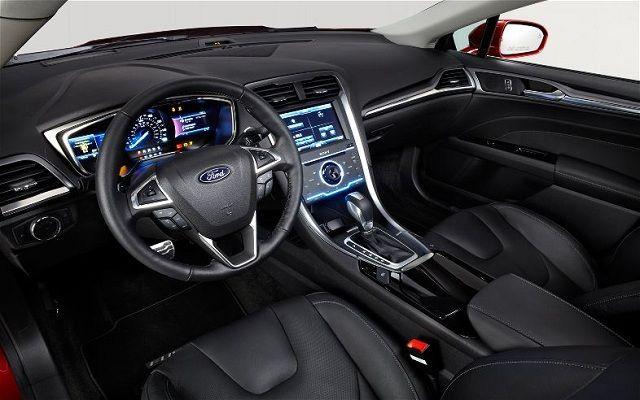 2016 ford fusion interior ford fusion