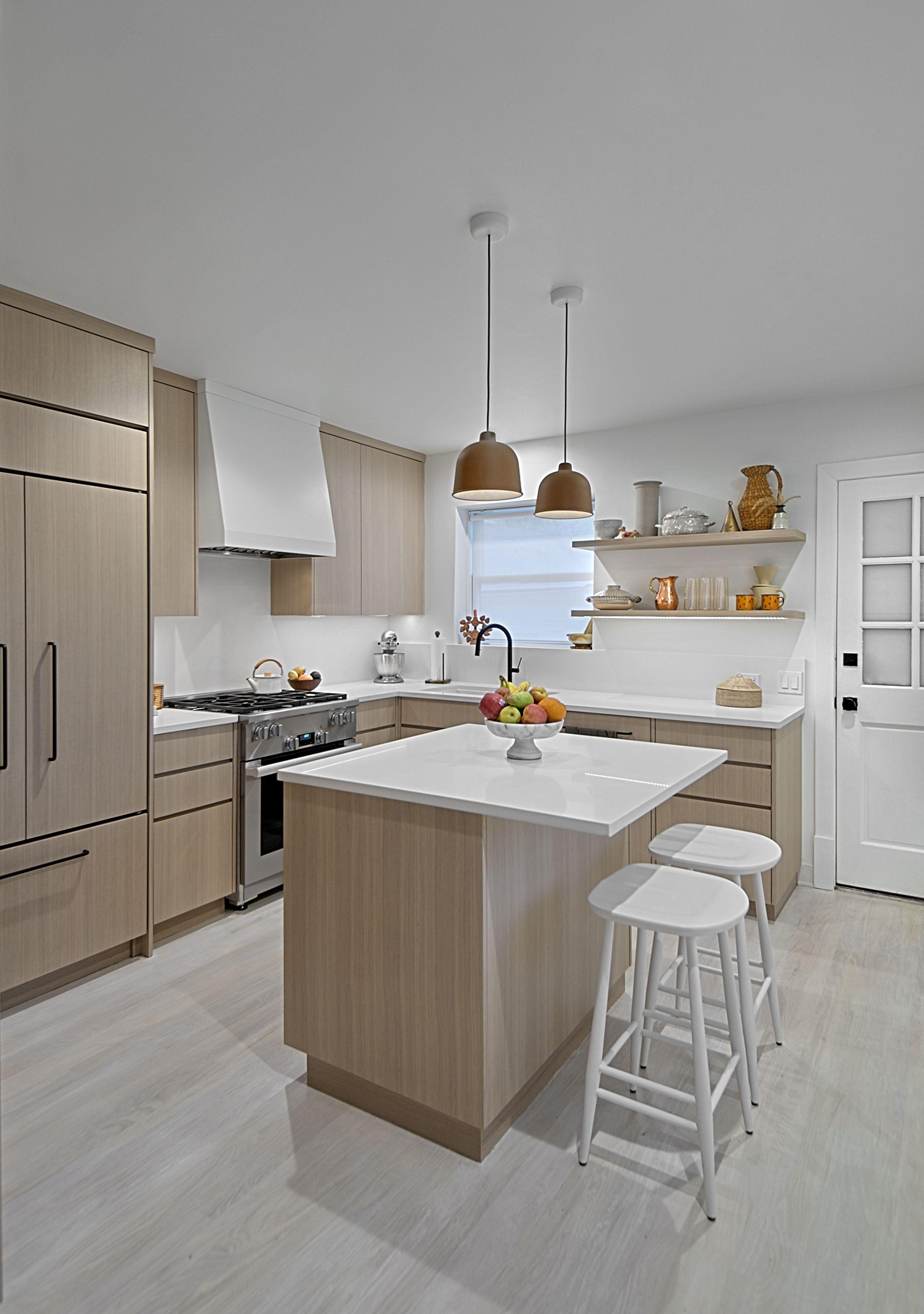 Contemporary Kitchen Design Chicago Modern Kitchen Remodel
