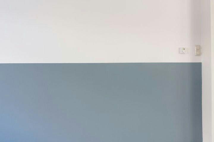 Denim drift van flexa grijs blauw voor in de gang inspire in