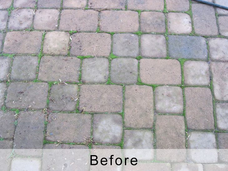 Should I Seal My Pavers Do Have To Be Sealed The