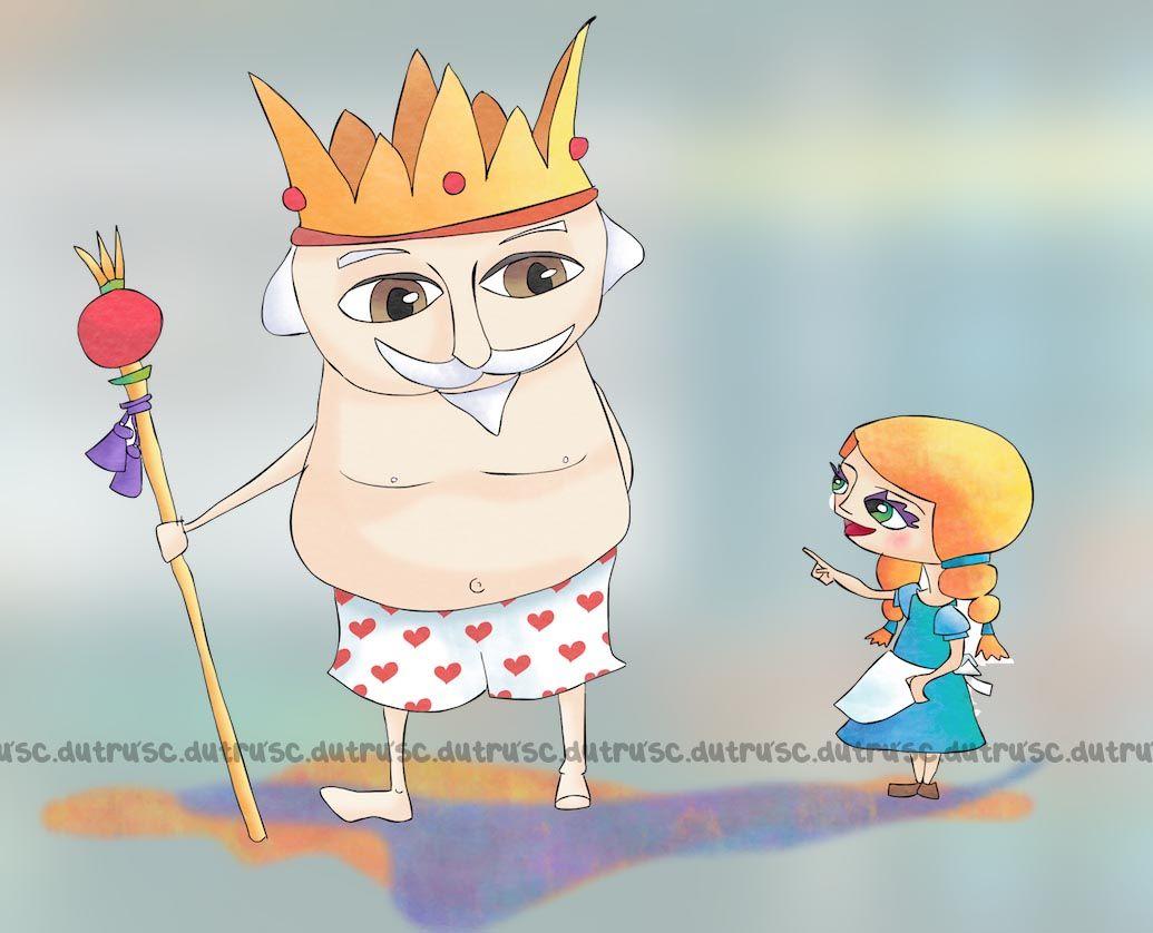 El Traje Nuevo Del Emperador Todocon U Ilustraciones Www Carmendutrus Blogspot Es Ilustraciones Ilustraciones De Cuentos Emperador
