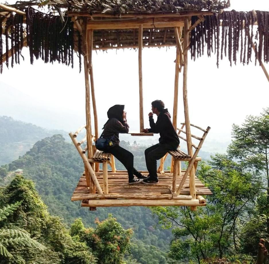 Pin By Niena On My Travelling Pinterest Bogor Deck Seating And