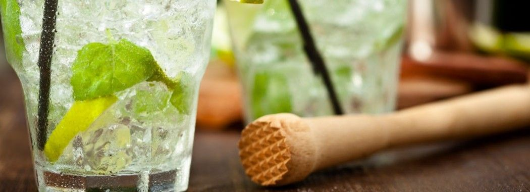Willow Park | Blog | Fresh Herb Cocktails