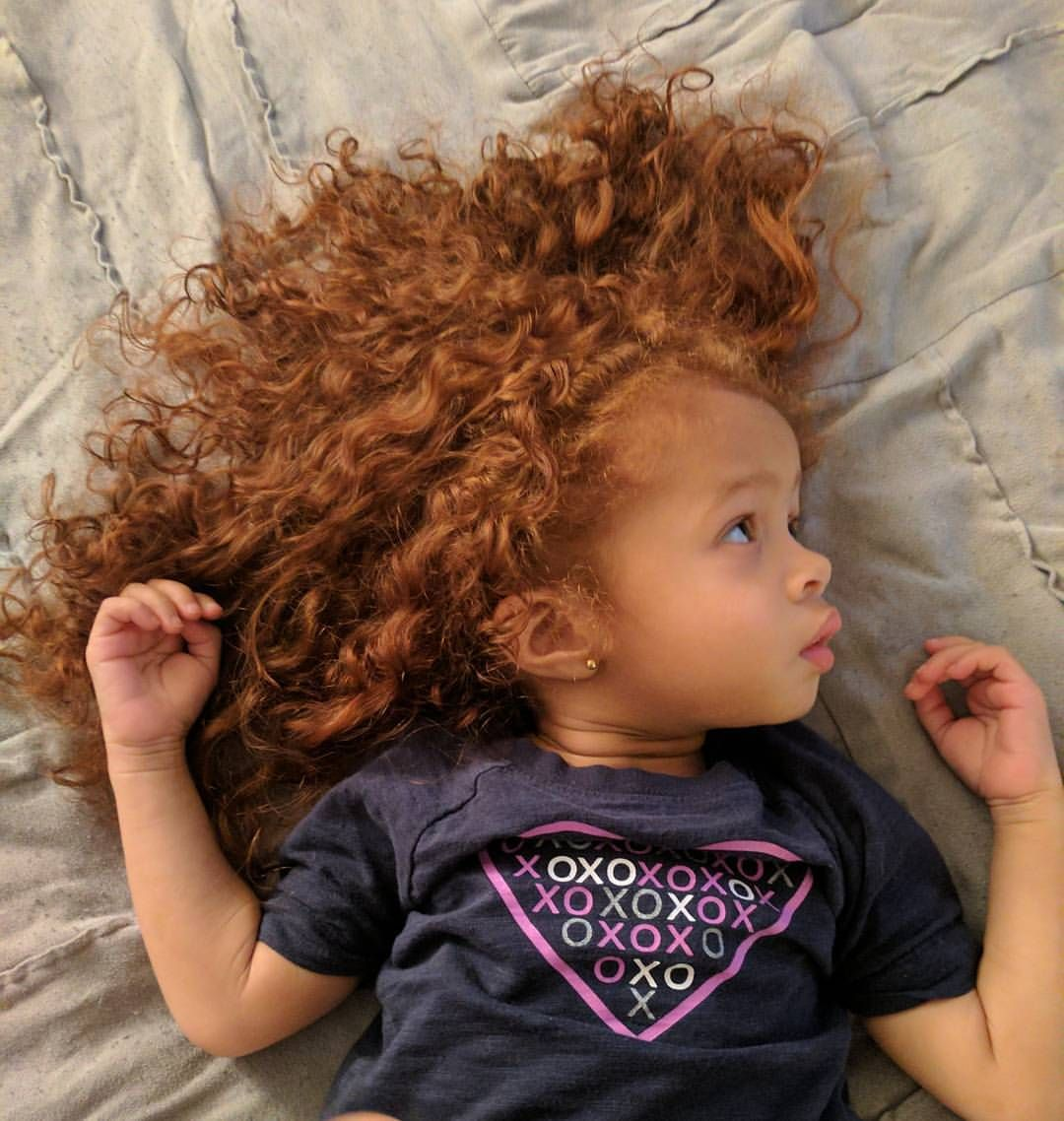 Follow Shesoboujie Right Now For Poppin Pins Kids Hairstyles Ginger Babies Natural Hair Styles
