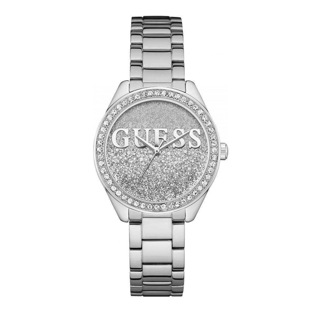 Guess G Twist W0911L8 Ladies Watch | Stainless steel