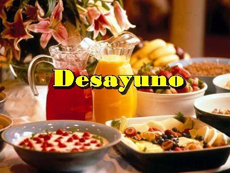 Desayuno en dieta disociada
