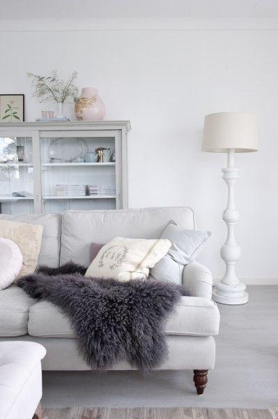Pale Sitting Room