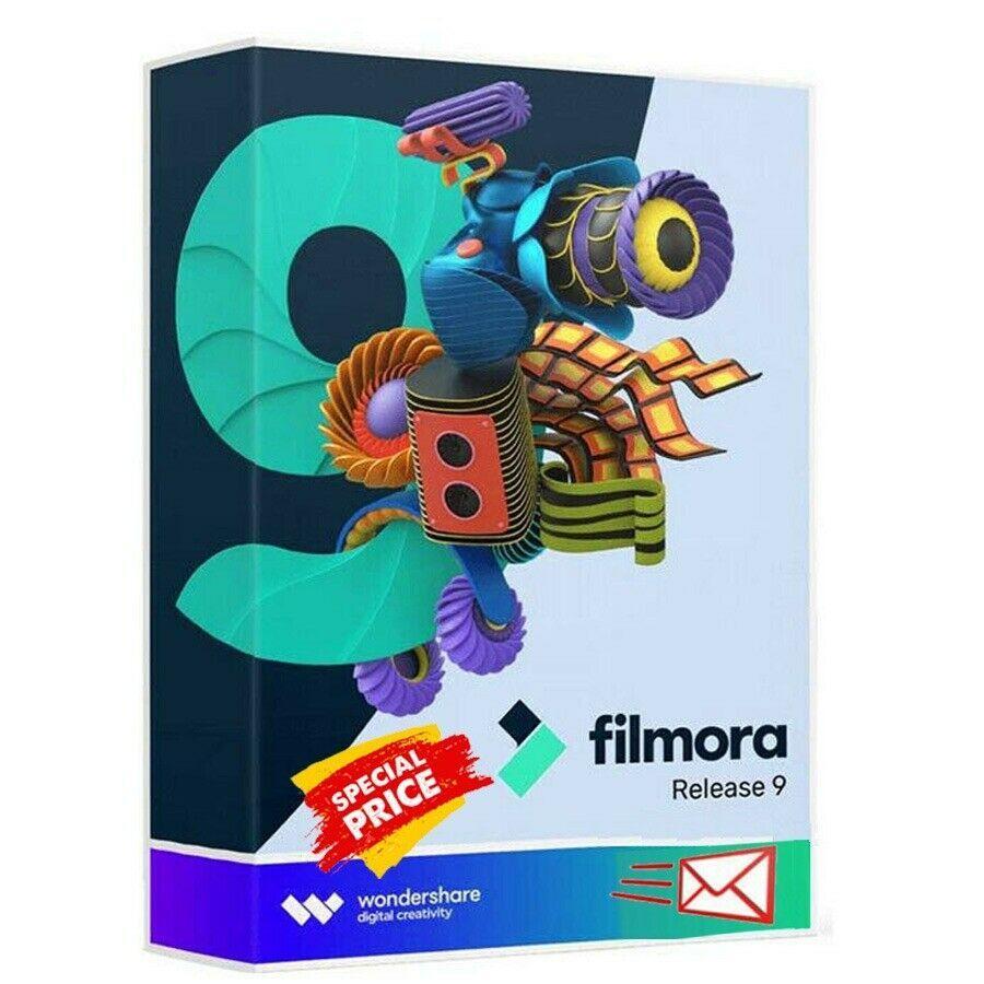 Filmora 9 Free Download 9.4.1.4 Free Download in 2020