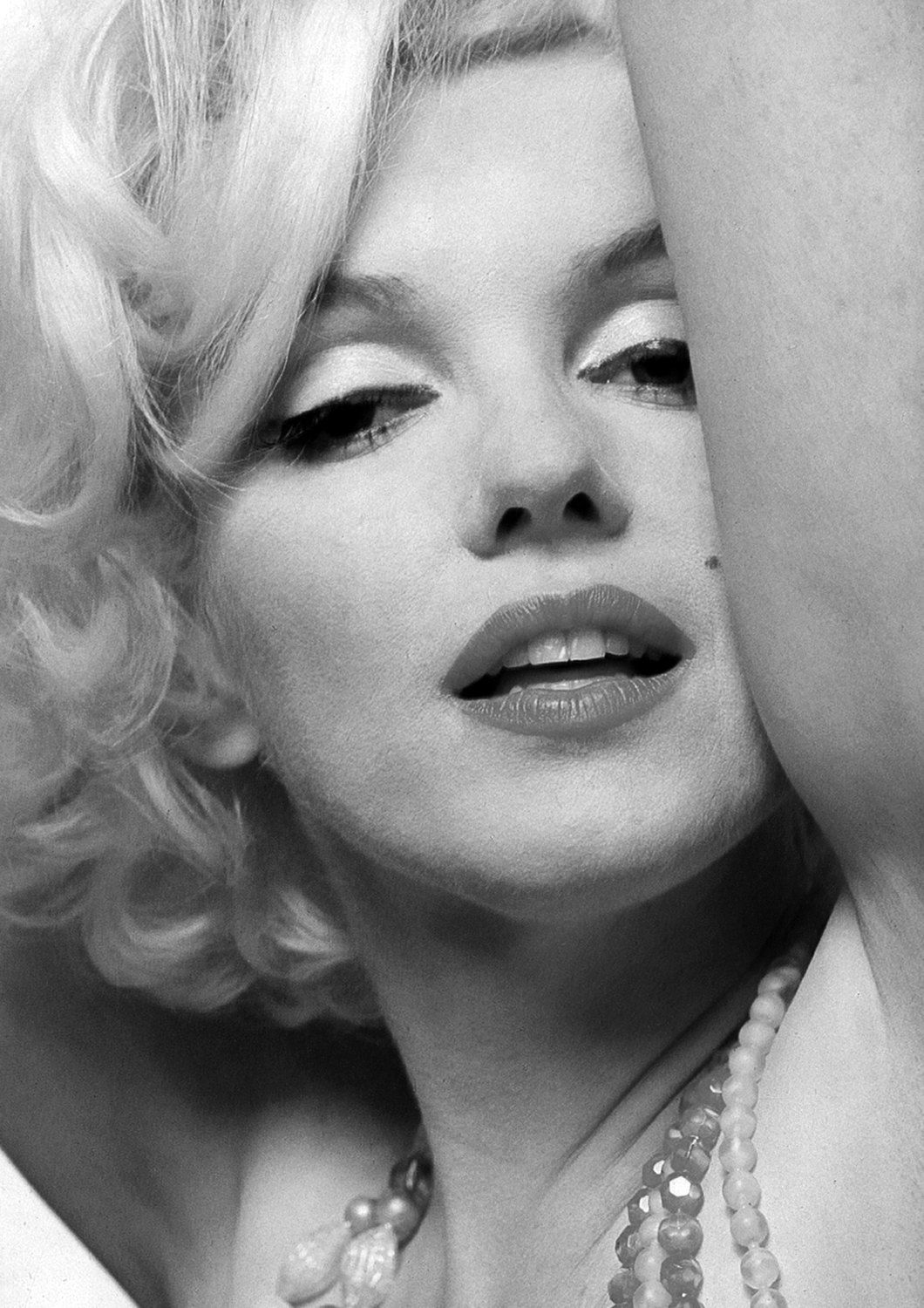 Marilyn Monroe Monochrome Photographic Print 05 (A4 Size - 210mm x ...