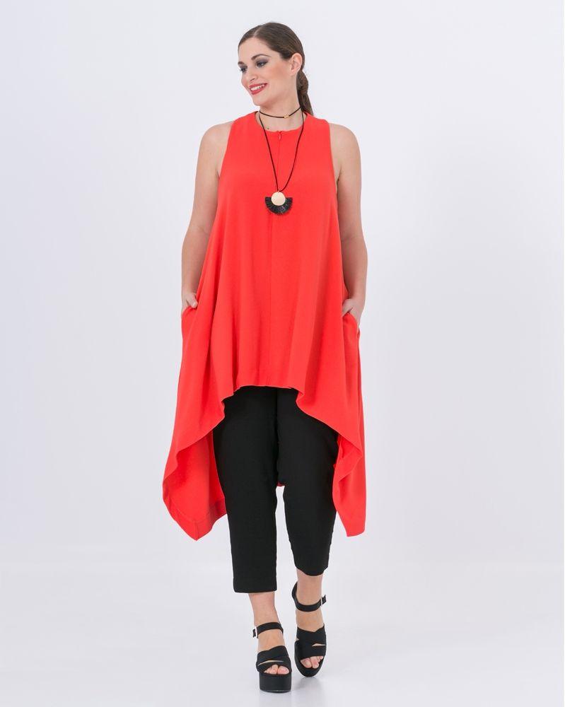 34ced97dec44 Μπλούζα βισκόζη με κέντημα — mat. XXL sizes — Γυναικεία Ρούχα ...