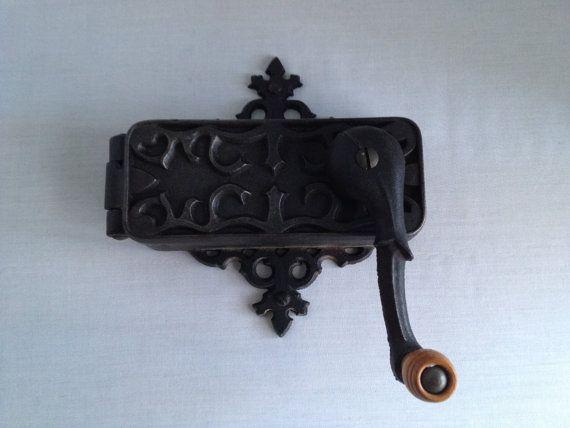 universal dazey americana cast iron wall mounted can opener
