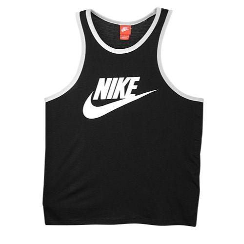 20 Best Images About Men S Tanks On Pinterest: Nike Logo Tank Top Men