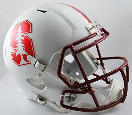 Stanford Cardinal Full Sized Helmet Football Helmets Cool Football Helmets Stanford Cardinal