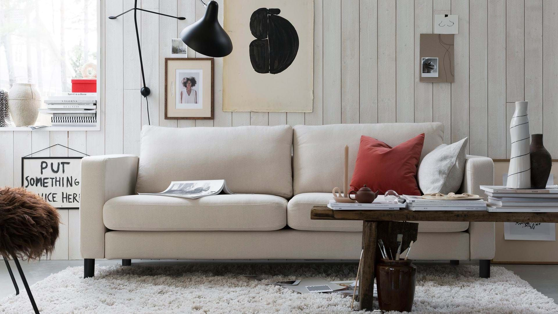 Best Ikea Karlstad 3 Seater Sofa Cover Bemz – Simply Velvet 640 x 480