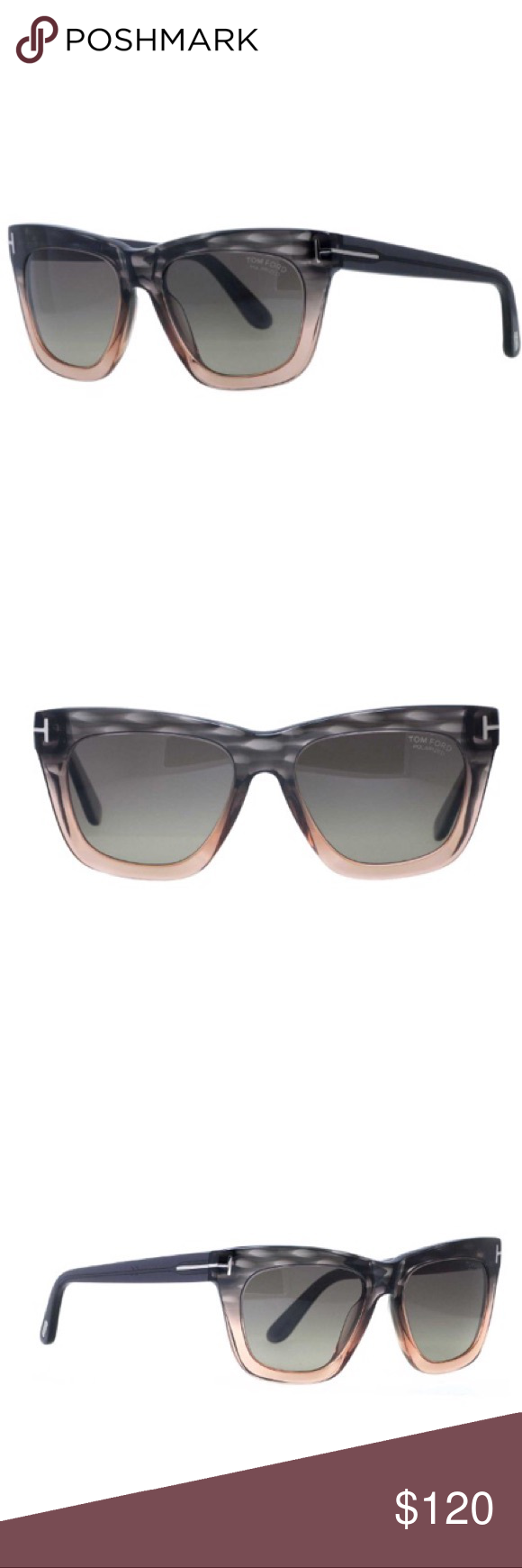280faafe4ee Tom Ford Celina TF361 Women s Sunglasses NEW Sunglasses Tom Ford CELINA TF  361 FT 20D grey