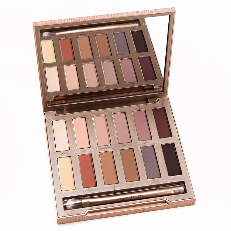 Urban Decay Naked Ultimate Basics Eyeshadow Palette Review, Photos, Swatches