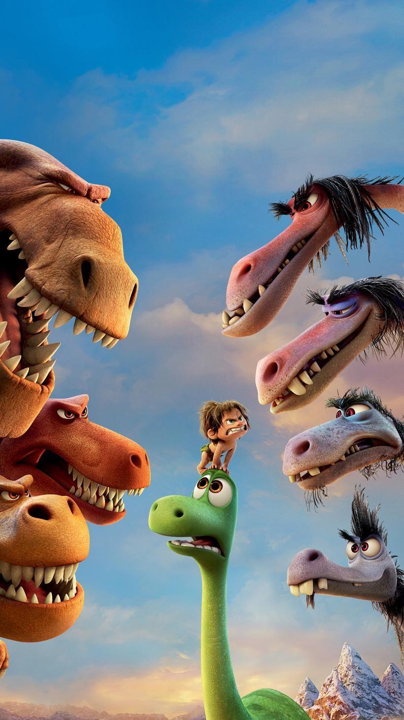 The Good Dinosaur (2015) Phone Wallpaper Funny disney