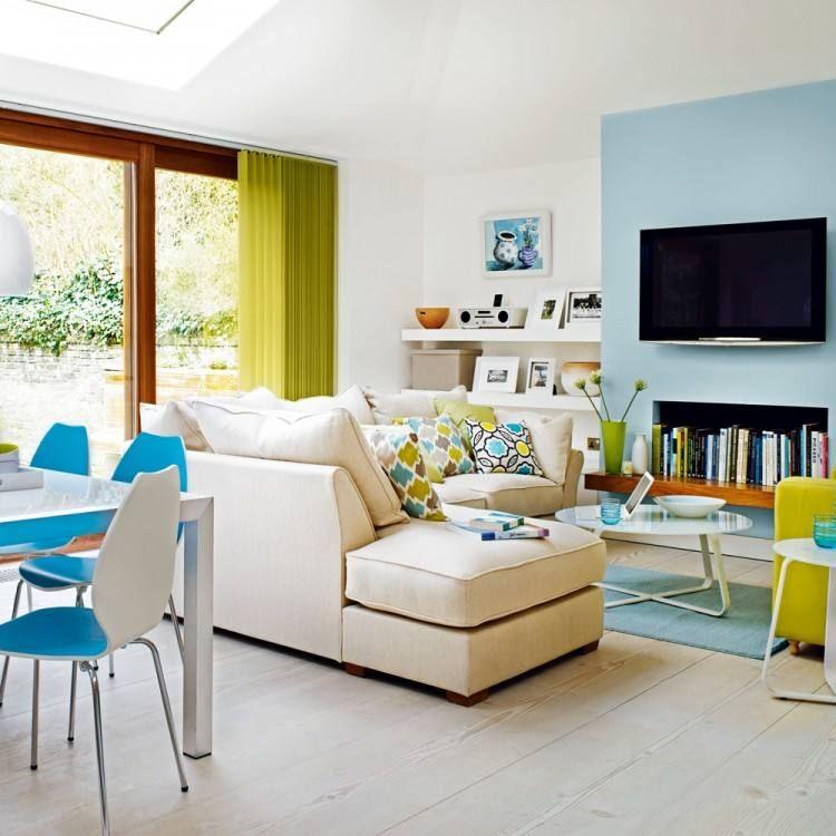L Shaped Living Dining Room Design Ideas Unique Unique L ...
