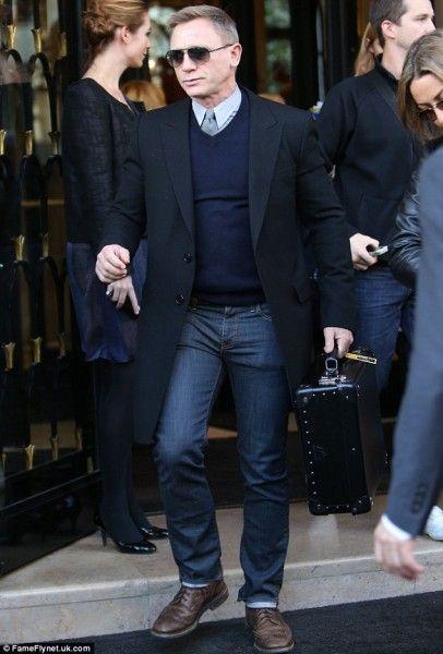 The V Neck Sweater | Fashion for men over 40, 40s mens