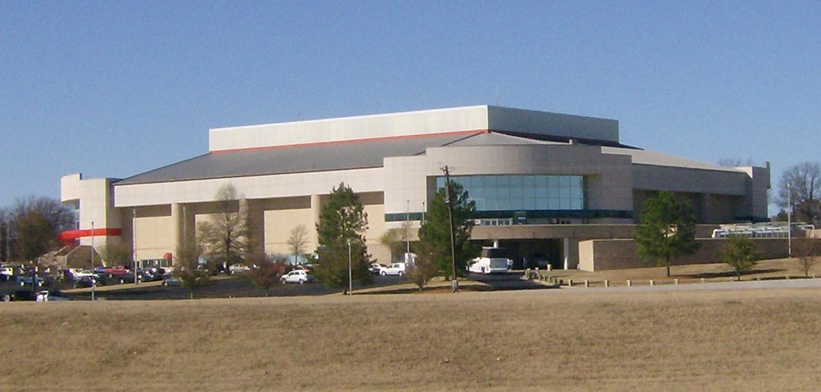 Convocation Center Jonesboro Ar Home Of Arkansas State Indians Red Wolves Arkansas State University Jonesboro Arkansas Arkansas State