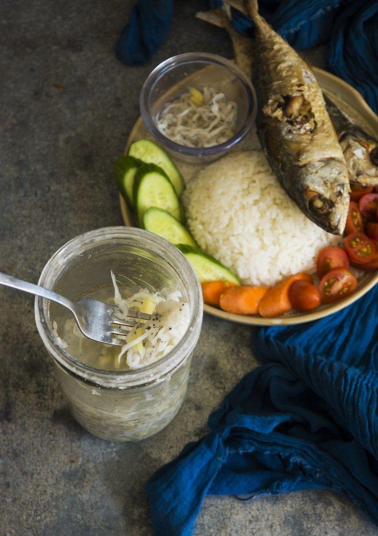 FILIPINO FOOD: HOW TO MAKE BAGOONG OR GINAMOS (FERMENTED ...